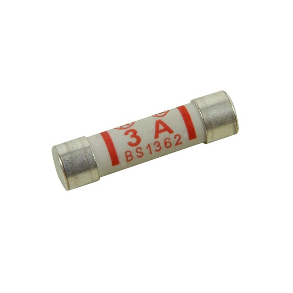 25mm  1 U0026quot   Mains Fuses For Use In Uk 3a Plugs  Conform To Bs1362